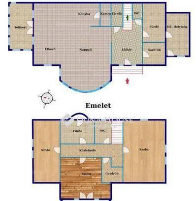 Eladó, Zamárdi, 4 szobás