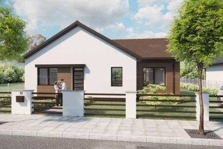 Mosonszentmiklós 4 szobás új építésű családi ház eladó