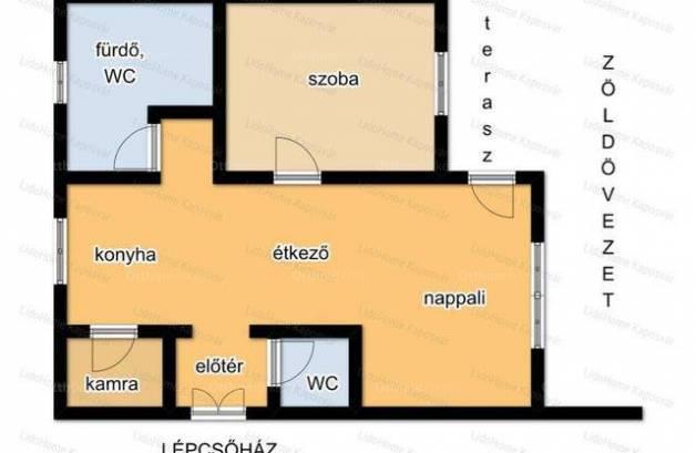 Új Építésű eladó lakás Kaposvár, 1 szobás