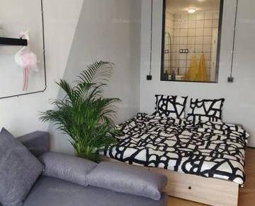 Kiadó 1 szobás lakás Budapest, új építésű