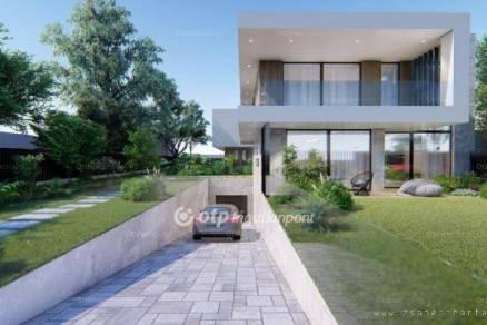 Budapest eladó új építésű ikerház Alsórákoson, 282 négyzetméteres