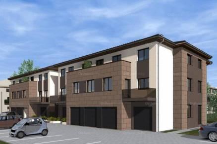 Szombathelyi új építésű lakás eladó, 58 négyzetméteres, 3 szobás