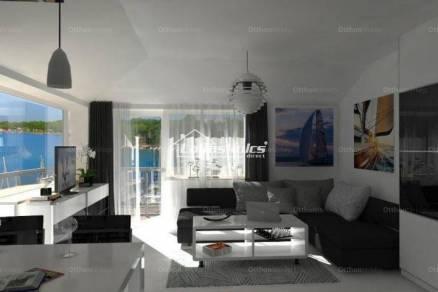Új Építésű eladó lakás Balatonszemes, 1 szobás