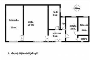Eladó 2+1 szobás lakás, Újlipótvárosban, Budapest