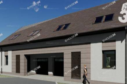Eladó 4 szobás új építésű ikerház Kecskemét