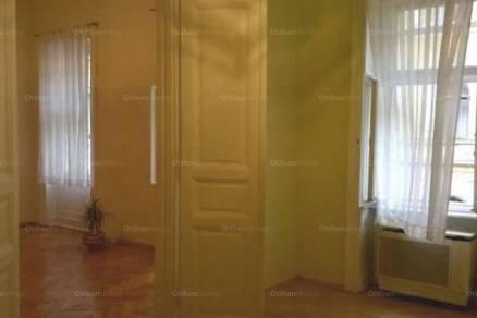Budapesti lakás kiadó, 64 négyzetméteres, 2 szobás