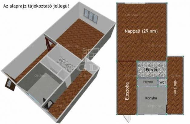 Kiadó 1+1 szobás lakás Erzsébetvárosban, Budapest, Dohány utca