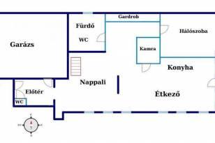 Eladó családi ház, Nyíregyháza, 5 szobás