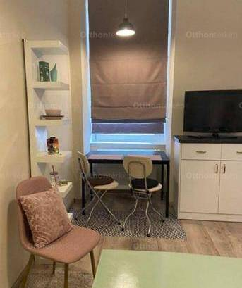 Budapest lakás kiadó, 1+1 szobás
