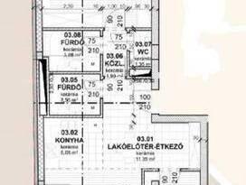 Budapest 3 szobás új építésű lakás eladó, Józsefvárosban