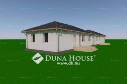 Szigethalomi új építésű ikerház eladó, 87 négyzetméteres