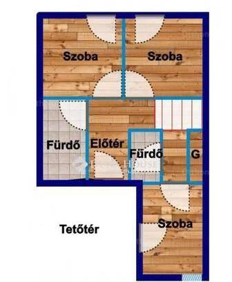 Eladó 3+1 szobás lakás Pesthidegkút-Ófalun, Budapest, Patakhegyi utca