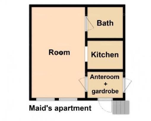 Budapesti családi ház kiadó, 600 négyzetméteres, 5+1 szobás