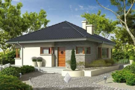Eladó családi ház Kecskemét, 3 szobás, új építésű