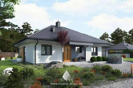 Eladó családi ház Kecskemét, 4 szobás, új építésű