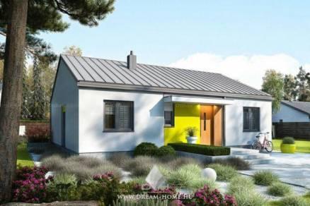 Kecskemét új építésű családi ház eladó, 4 szobás
