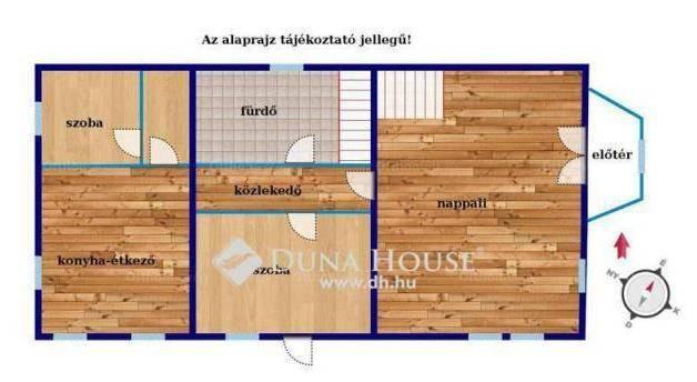 Bánd új építésű, 3+2 szobás