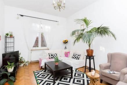 Budapesti lakás eladó, Vízivárosban, Szász Károly utca, 2+1 szobás
