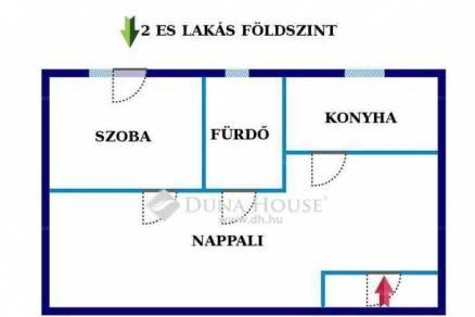 Nagysápi eladó lakás, 5+2 szobás, új építésű
