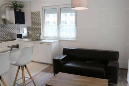 Budapesti új építésű lakás kiadó, 44 négyzetméteres, 2 szobás