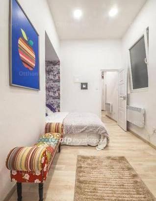 Eladó 1+1 szobás lakás, Terézvárosban, Budapest