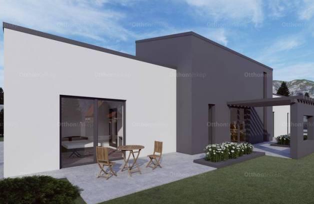 Győrújbarát új építésű családi ház eladó, 5 szobás
