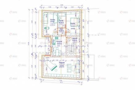 Vác új építésű lakás eladó, 3 szobás