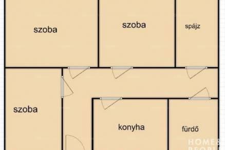Eladó családi ház Domaszék, 3 szobás