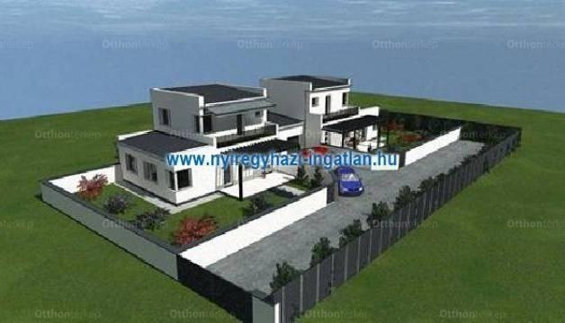Nyíregyháza 3 szobás új építésű ikerház eladó