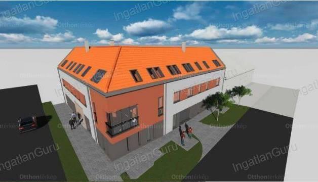 Kecskemét eladó új építésű lakás