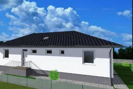 Szigethalomi új építésű ikerház eladó, 102 négyzetméteres