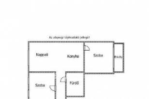 Budapesti, Lágymányos, 2+1 szobás