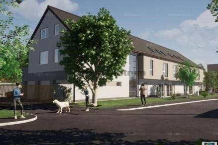Csornai eladó lakás, 3 szobás, 55 négyzetméteres