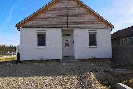 Eladó 5 szobás családi ház Agyagosszergény, új építésű
