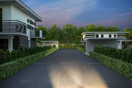 Tatai eladó ikerház, 4 szobás, új építésű