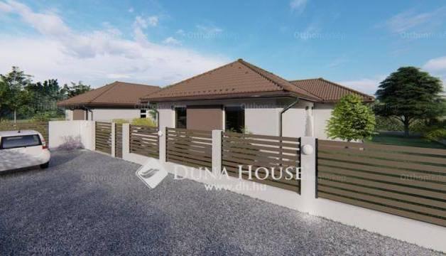 Új Építésű eladó ikerház Üllő, 1+3 szobás