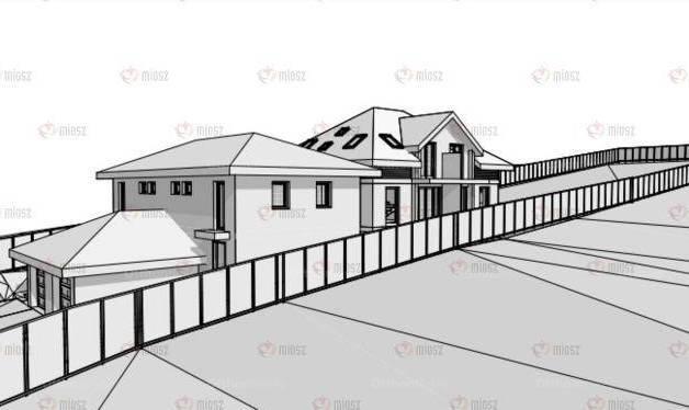 Vác családi ház eladó, 1+3 szobás
