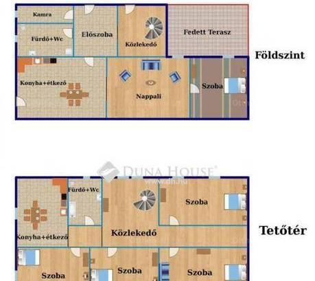 Családi ház eladó Esztergom, 240 négyzetméteres