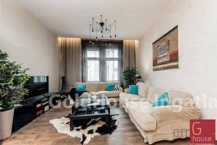 Budapesti lakás kiadó, 81 négyzetméteres, 2 szobás