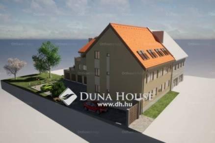 Eger új építésű, 1+2 szobás