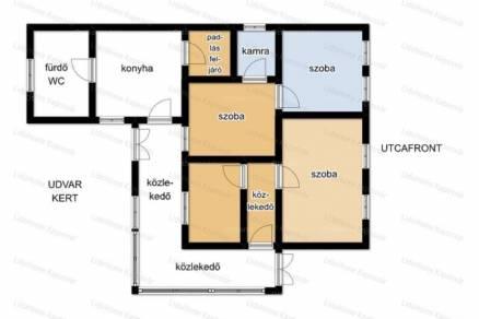 Kaposvár 4 szobás családi ház eladó
