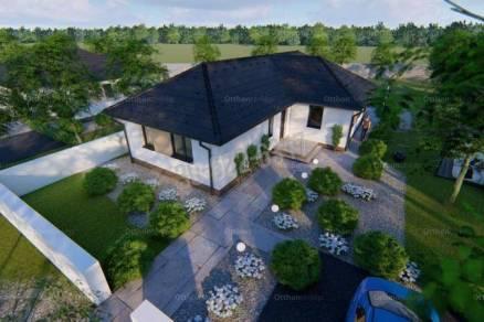 Eladó 2+2 szobás családi ház Komárom, új építésű