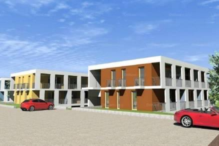 Soproni új építésű lakás eladó, 57 négyzetméteres, 1+1 szobás