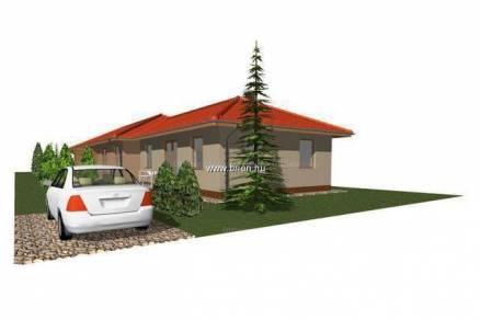 Eladó 2 szobás ikerház Bugyi, új építésű