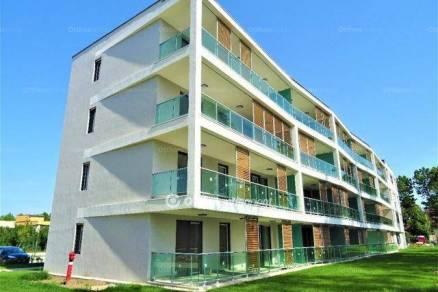 Siófoki eladó lakás, 2+1 szobás, új építésű