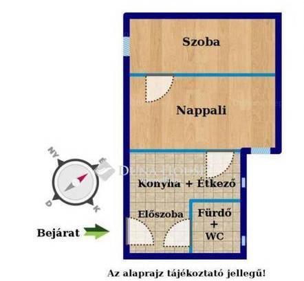 Eladó 1+1 szobás lakás Terézvárosban, Budapest, Nagymező utca
