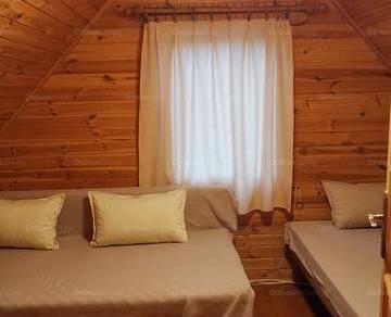 Gyomaendrődi kiadó nyaraló, 2+1 szobás, 65 négyzetméteres