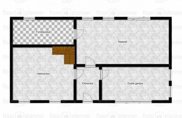 Domaszék új építésű családi ház eladó, 5 szobás
