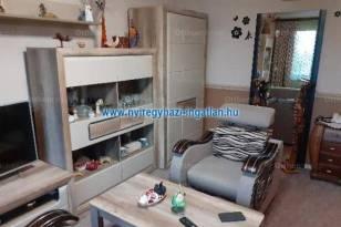 Nyíregyházai lakás eladó, 47 négyzetméteres, 1+1 szobás