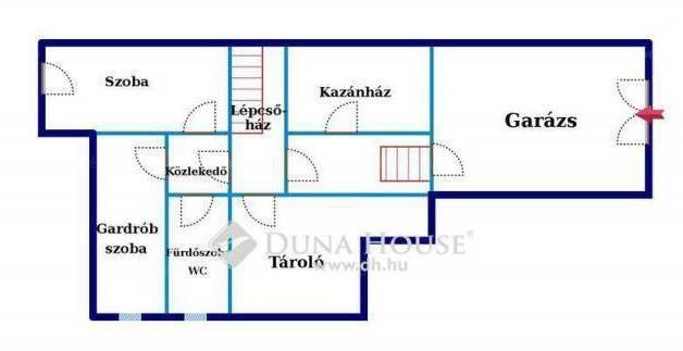 Budapest kiadó ikerház Testvérhegyen a Gölöncsér utcában, 320 négyzetméteres